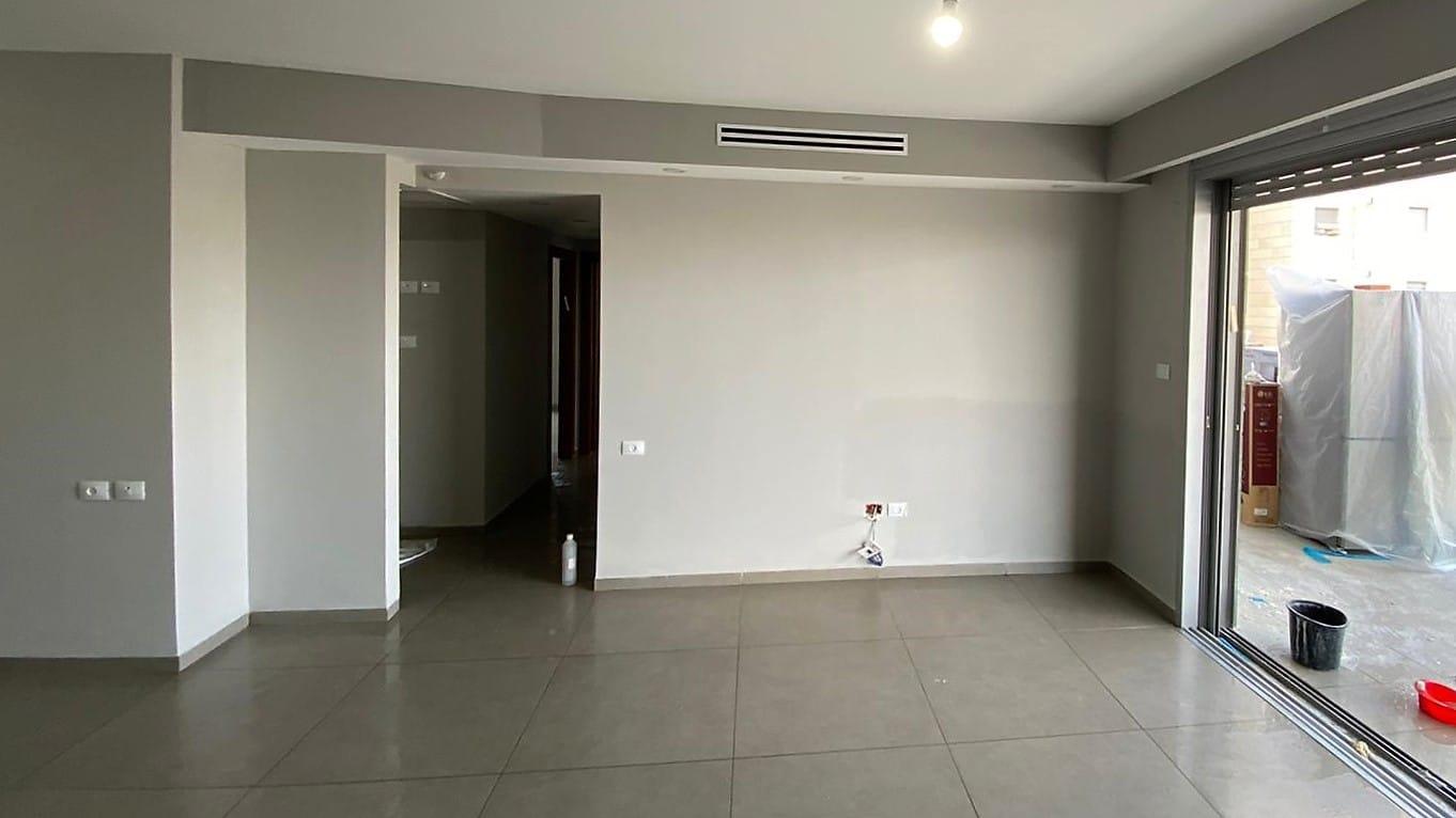 מחיר צביעת דירה 100 מטר