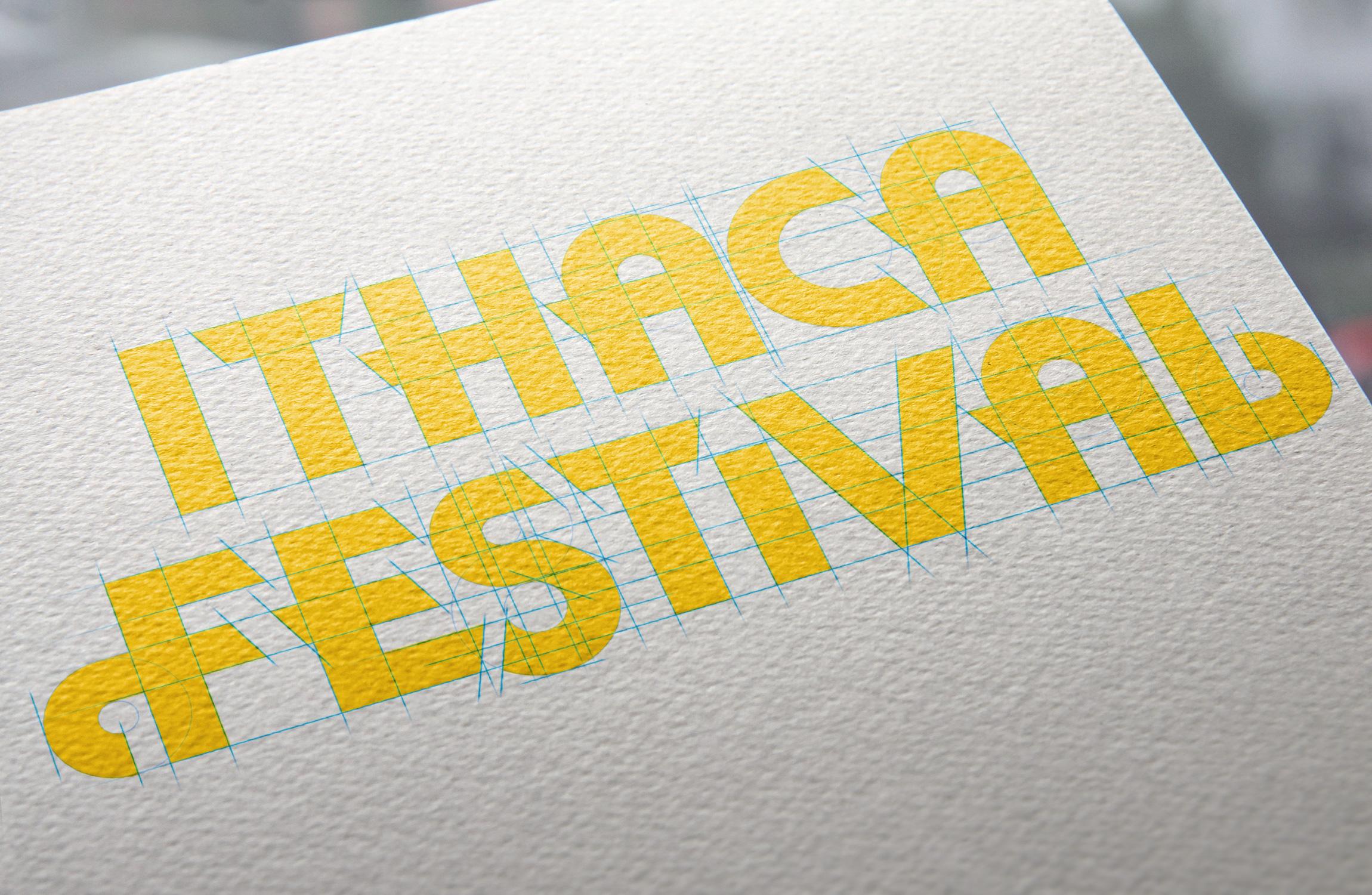 *Ithaca Festival Logo