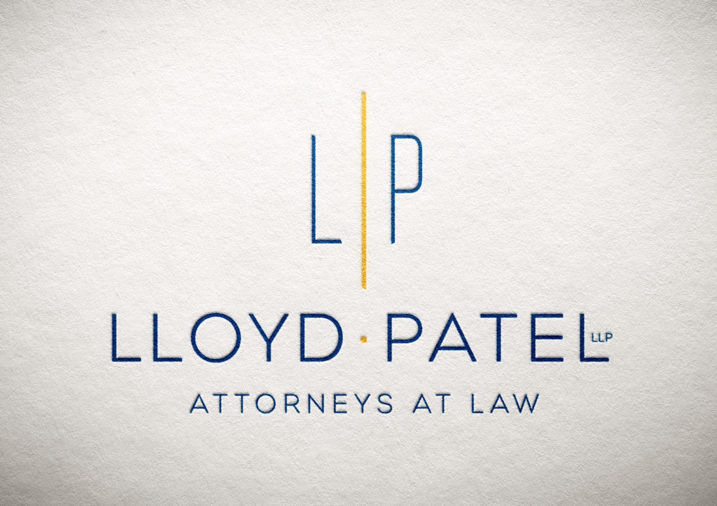 *Lloyd | Patel llc – Logo