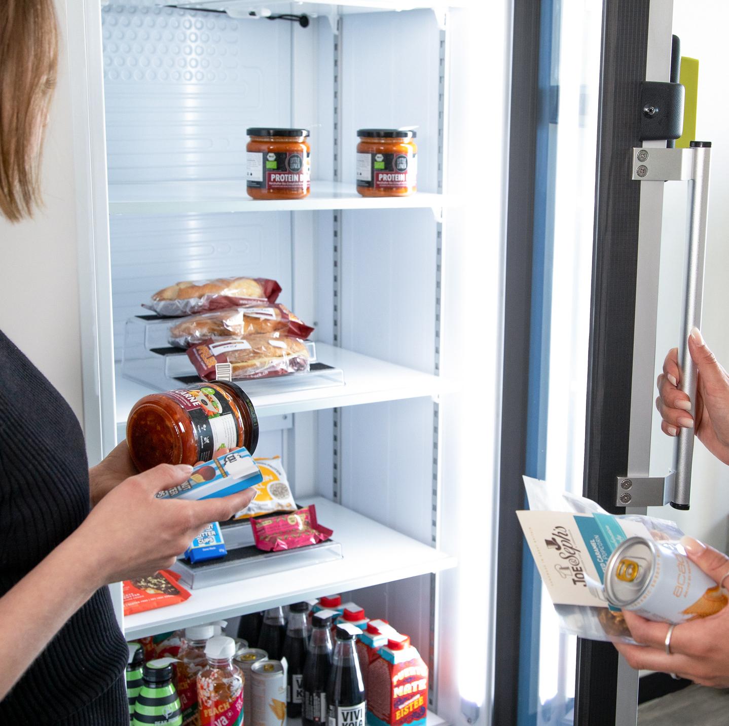 Webflow Web Design Website for Food Tech Start-up