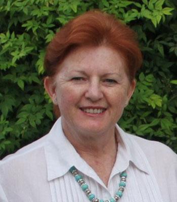 Mrs. Anne Forsyth Registrar ICBM
