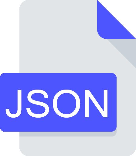 json document icon