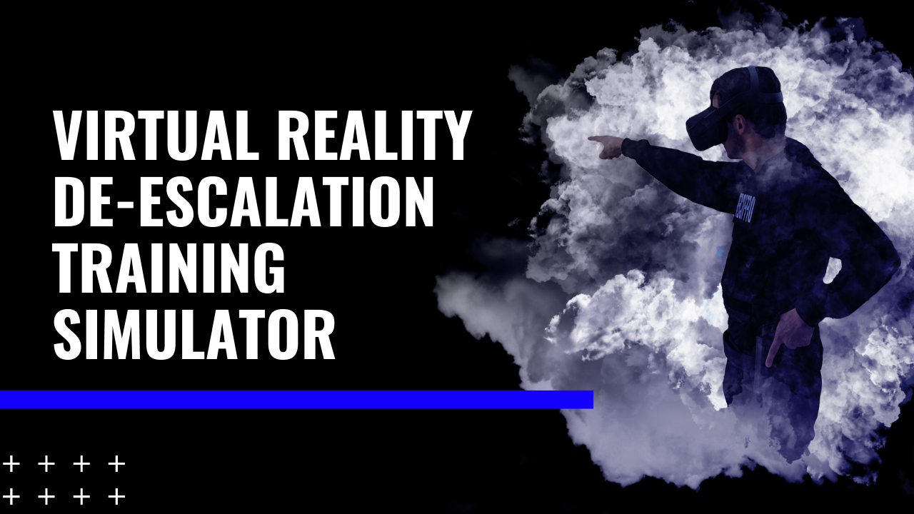 Virtual Reality Deescalation Training Simulator for Law Enforcement