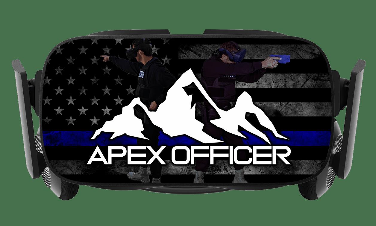 VR Police Training System
