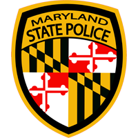 Badge of Apex Officer customer: Maryland State Police.