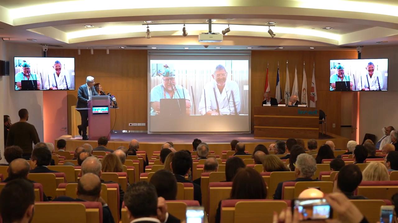 افتتاح مركز للجراحة بالروبوت في لبنان