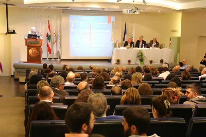مؤتمر طبي للمشرق حول التقدم في علم الوراثة وفوائده