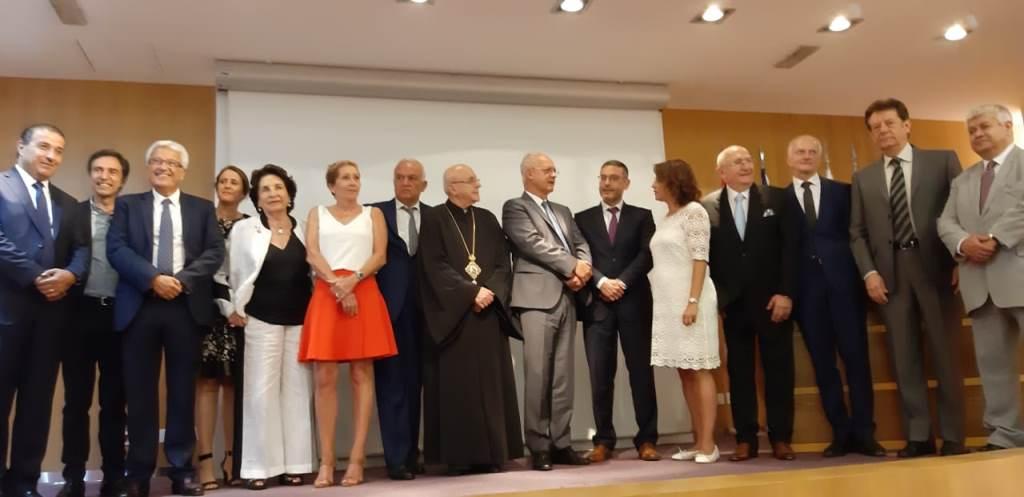 معهد إركاد العالمي يختارُ مستشفى المشرق الجامعي الفرنسي لافتتاح مركزِه في الشرق الأوسط