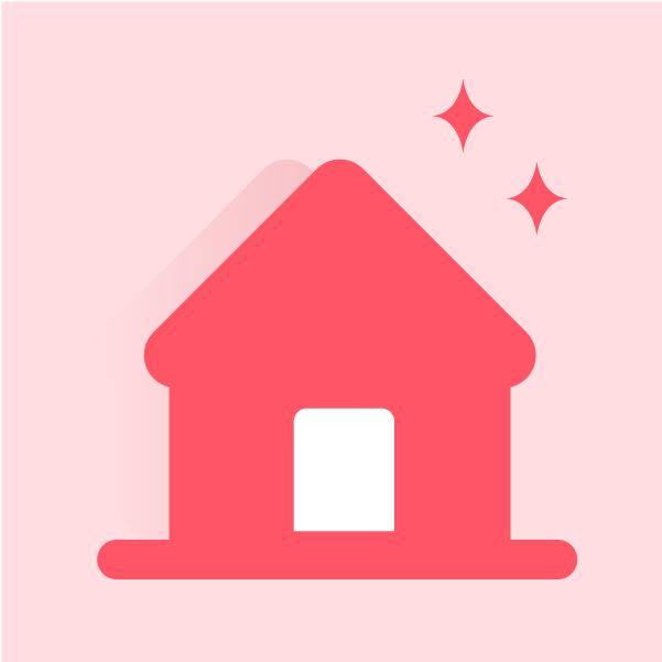 Ilustracion de hogar