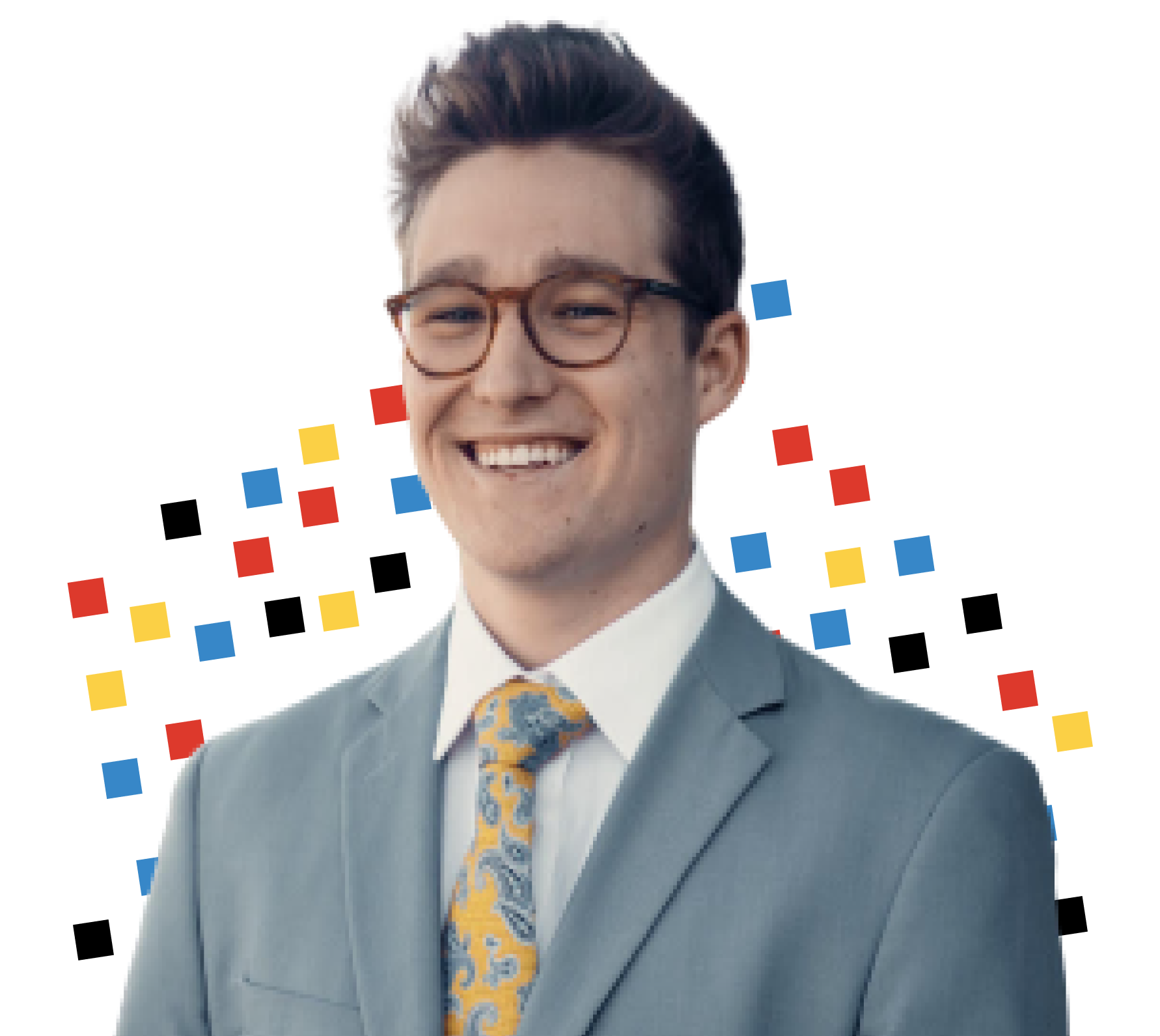 Alex Larson on Propel Community