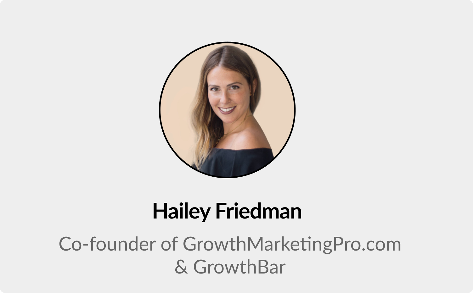 How to be your own growth marketer