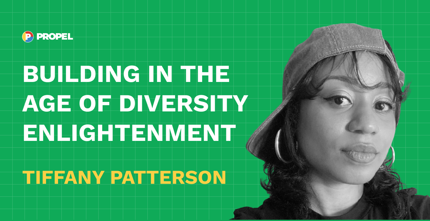 Building in the age of diversity enlightenment