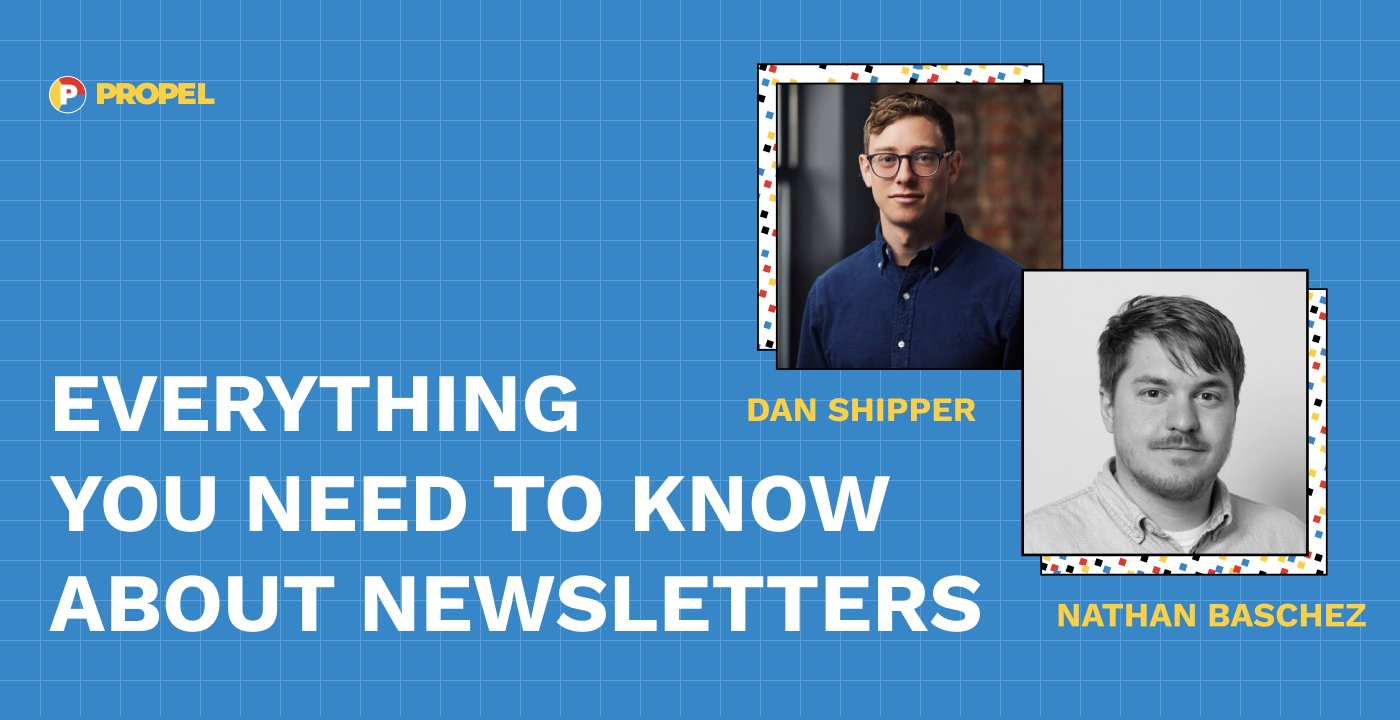 Everything you need to know about newsletters