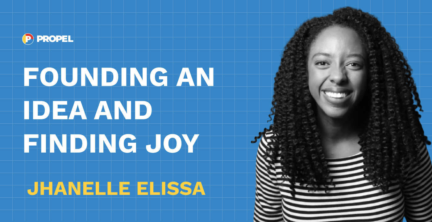 Founding an idea and finding joy with Jiive CEO, Jhanelle Elissa