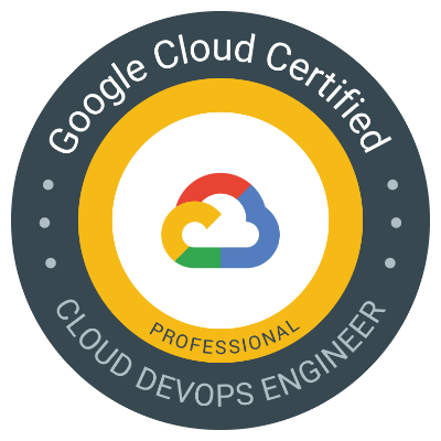 Google Cloud Certified Devops Engineer