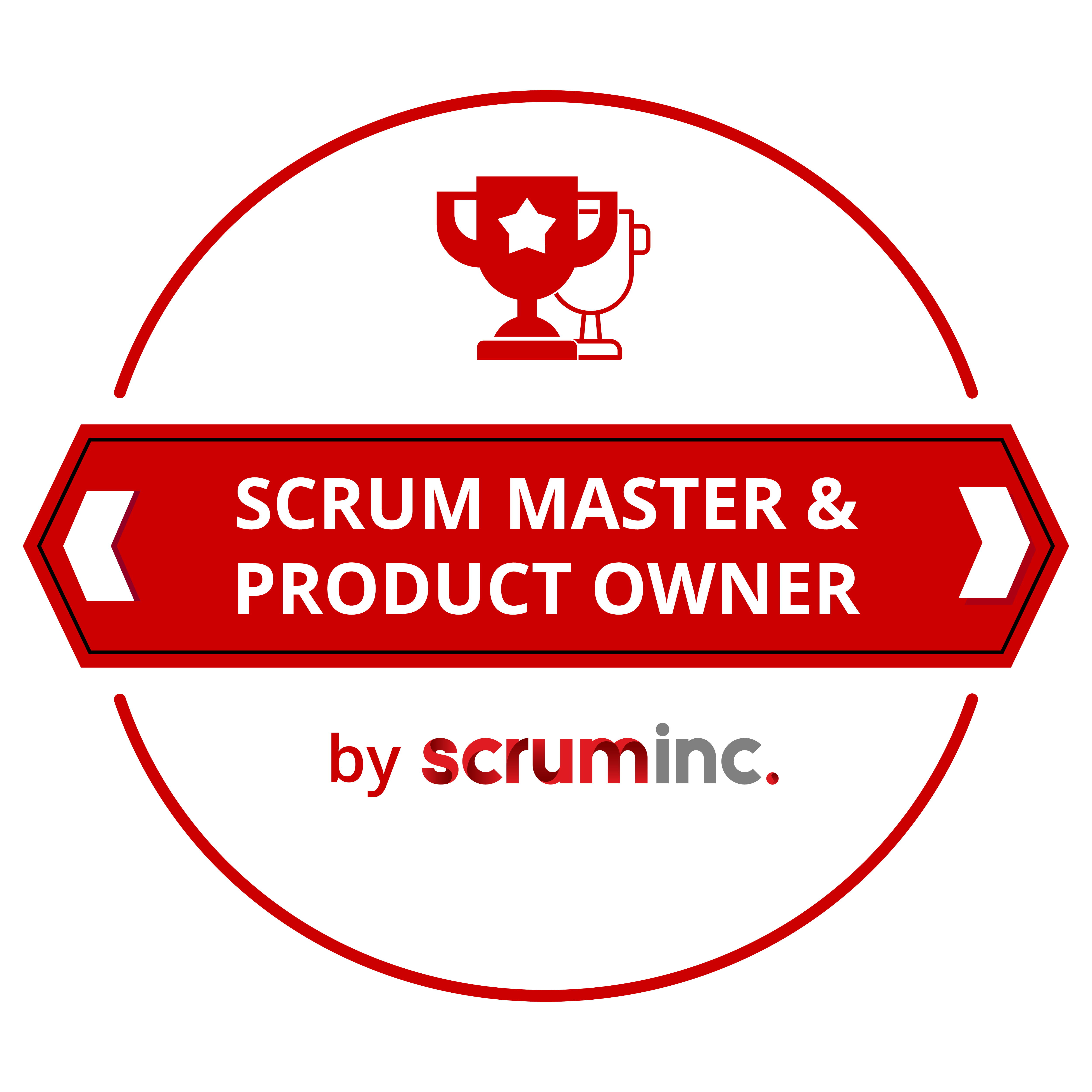 product owner & scrum master