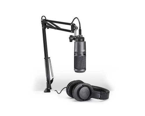 Audio Technica Podcast Set