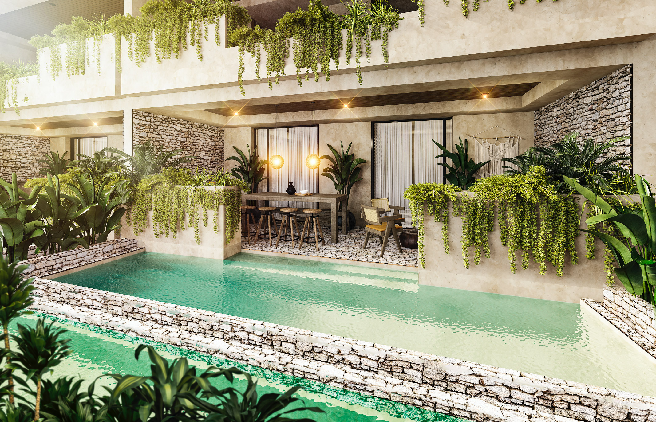 Proyecto Déjà Vu: una oportunidad inmobiliaria en el paraíso de Tulum