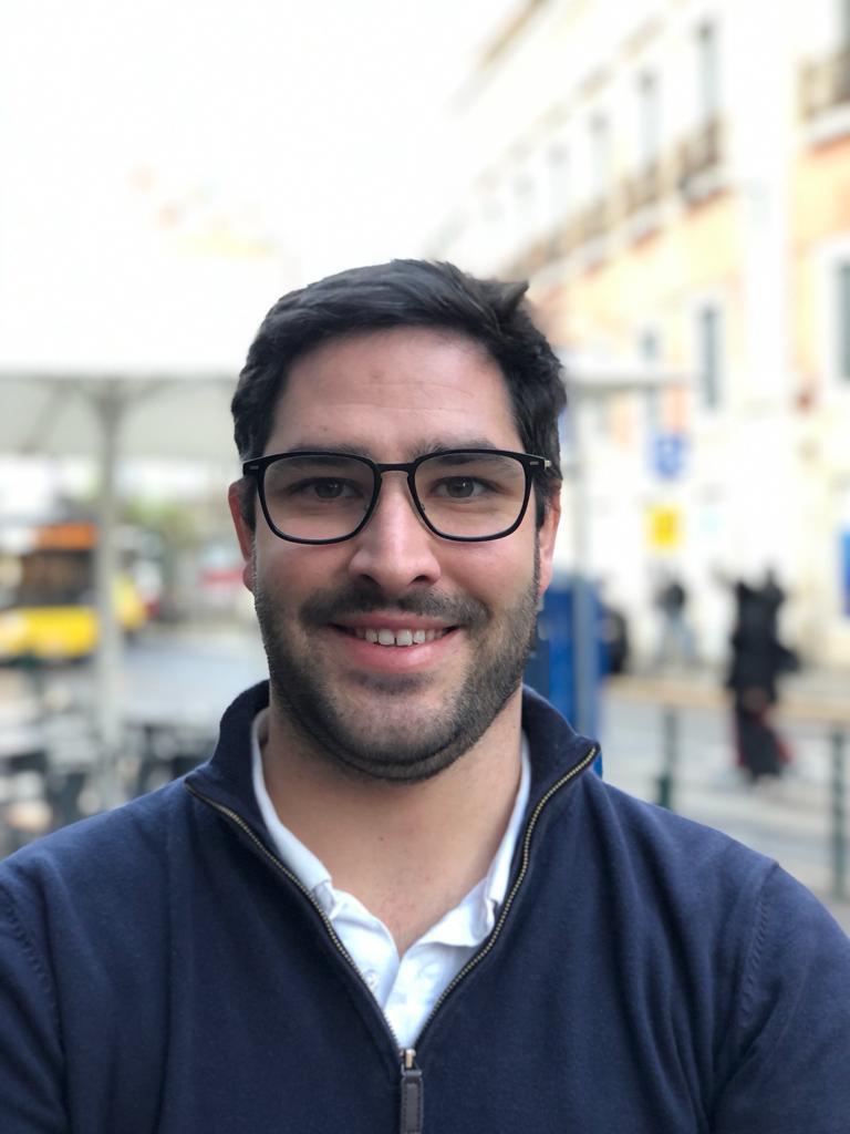 Jose Almeida from Scalyng