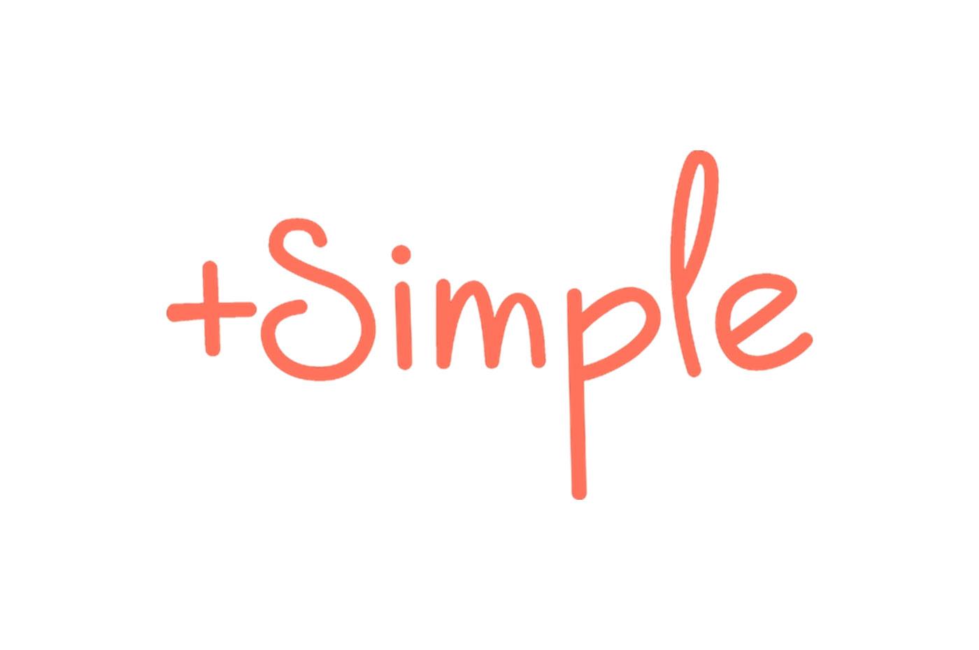 + Simple