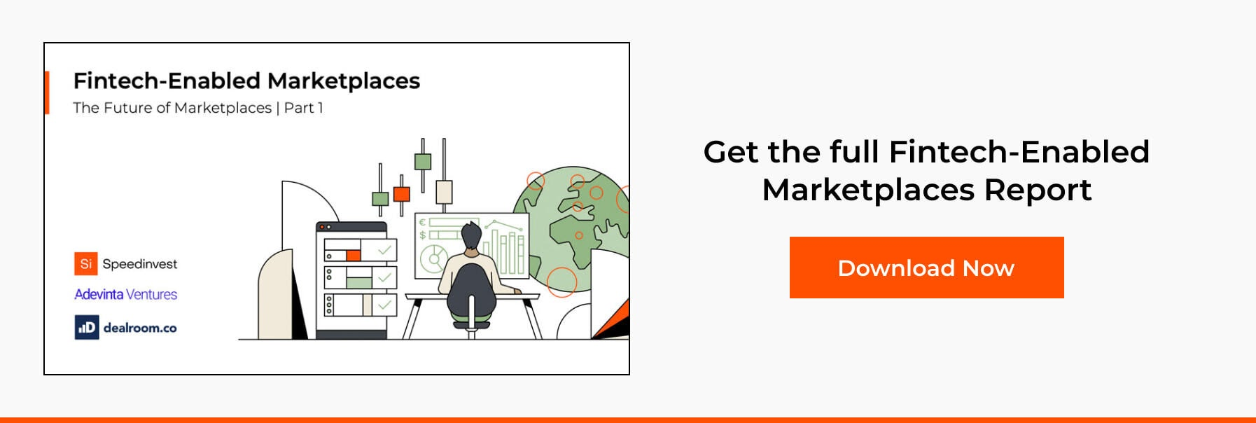 Link to download the Fintech-Enabled Marketplaces Report by Speedinvest's Marketplaces & Consumer team