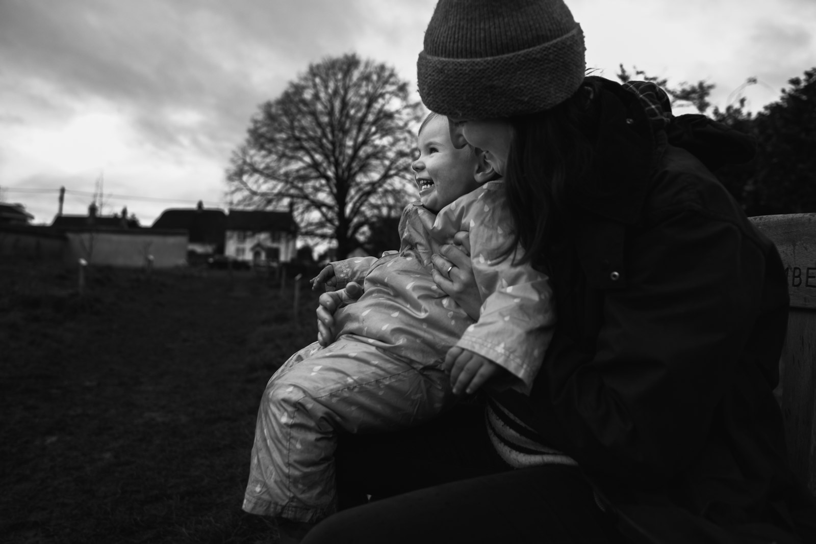 Emotive photographer, Mum cuddling her son, The Ginger Collective Photography