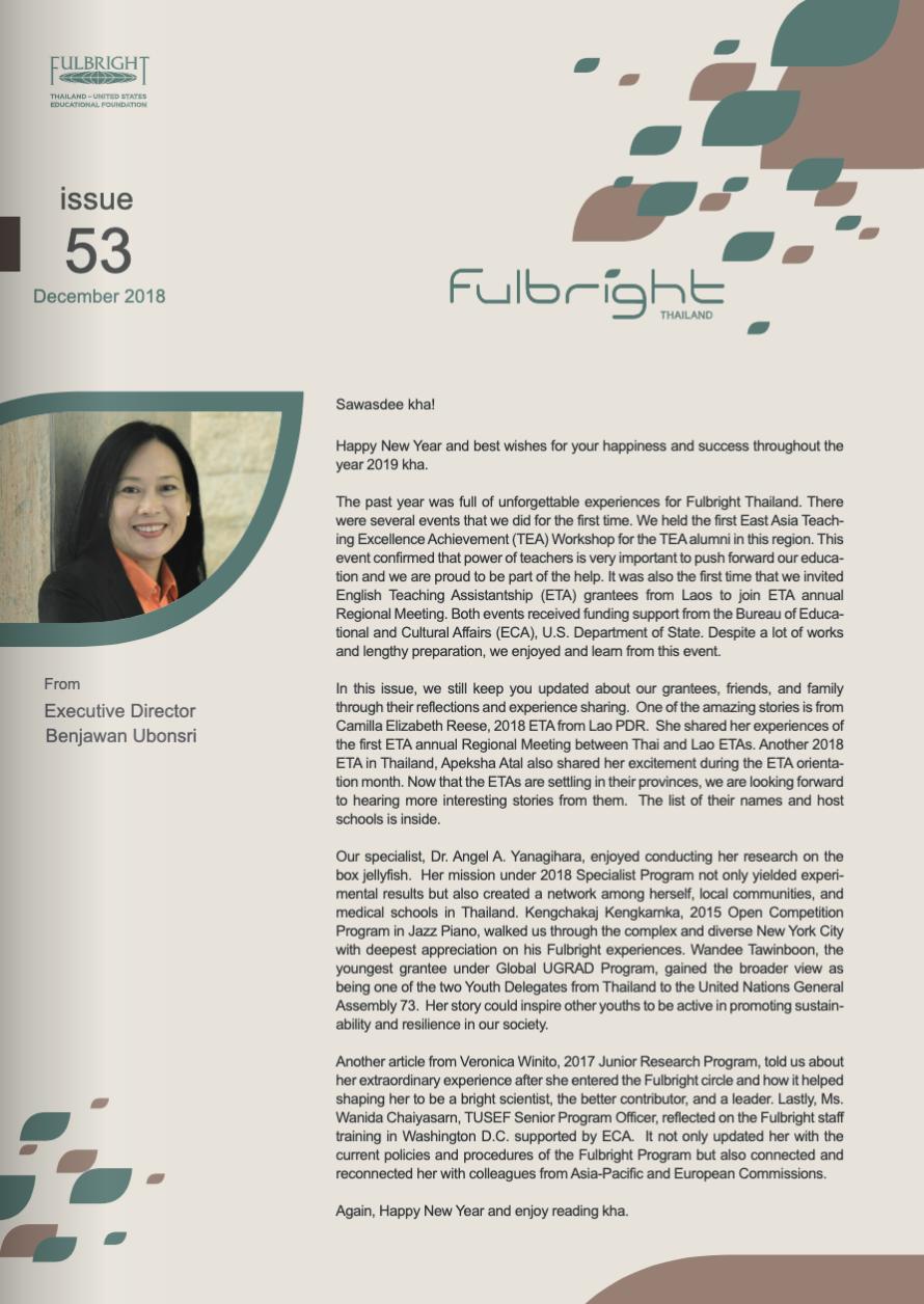 Newsletter 53
