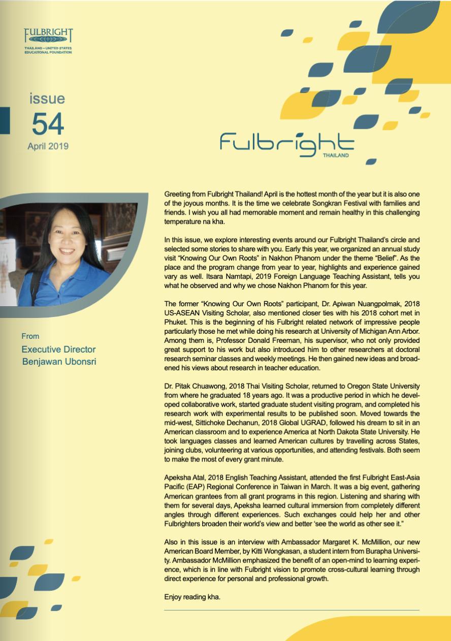Newsletter 54