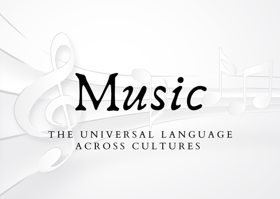 Music: The Universal Language across Cultures