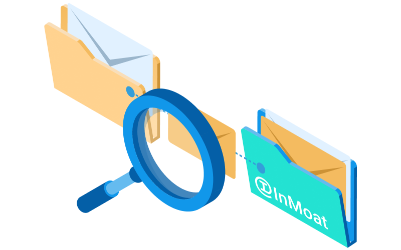 Emails being scanned by InMoat Smart Filters