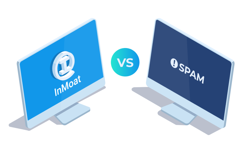 InMoat vs Spam Filters