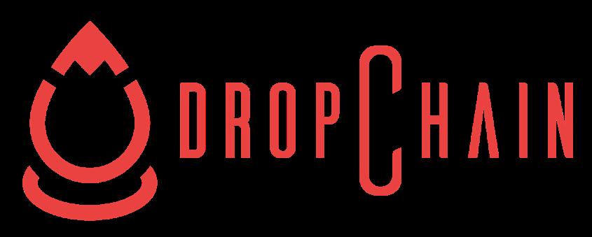 DropChain Logo (Long)