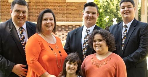 The Hart Family - Beginning of 2021
