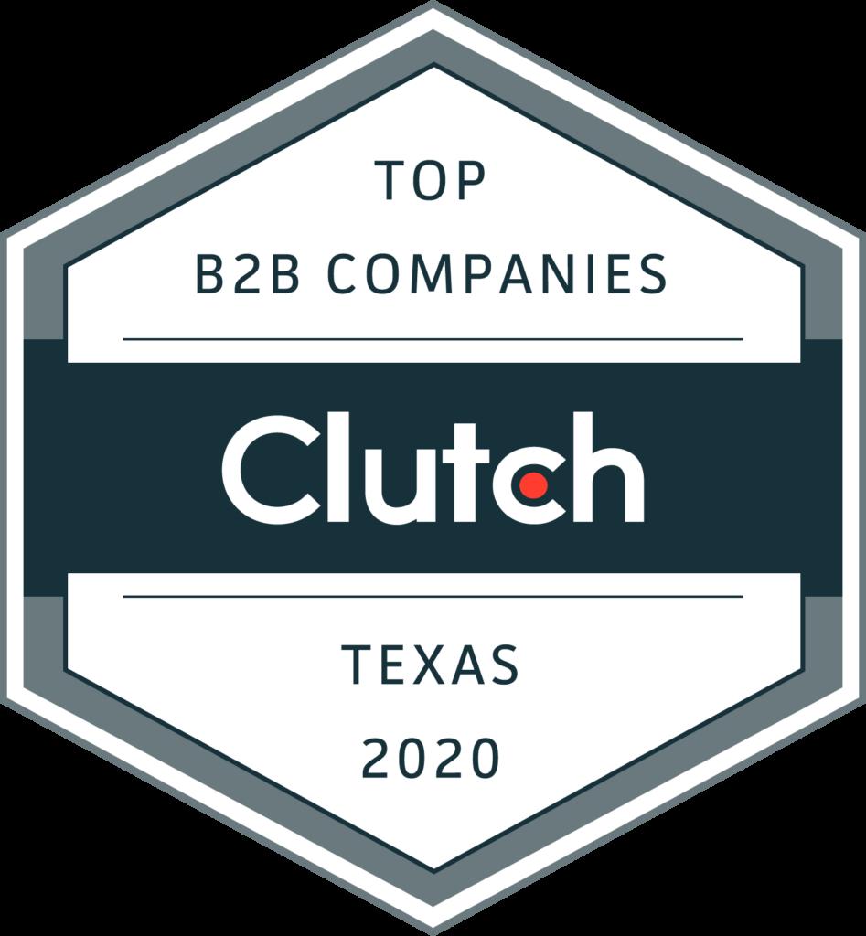 Top B2B companies in Texas 2020