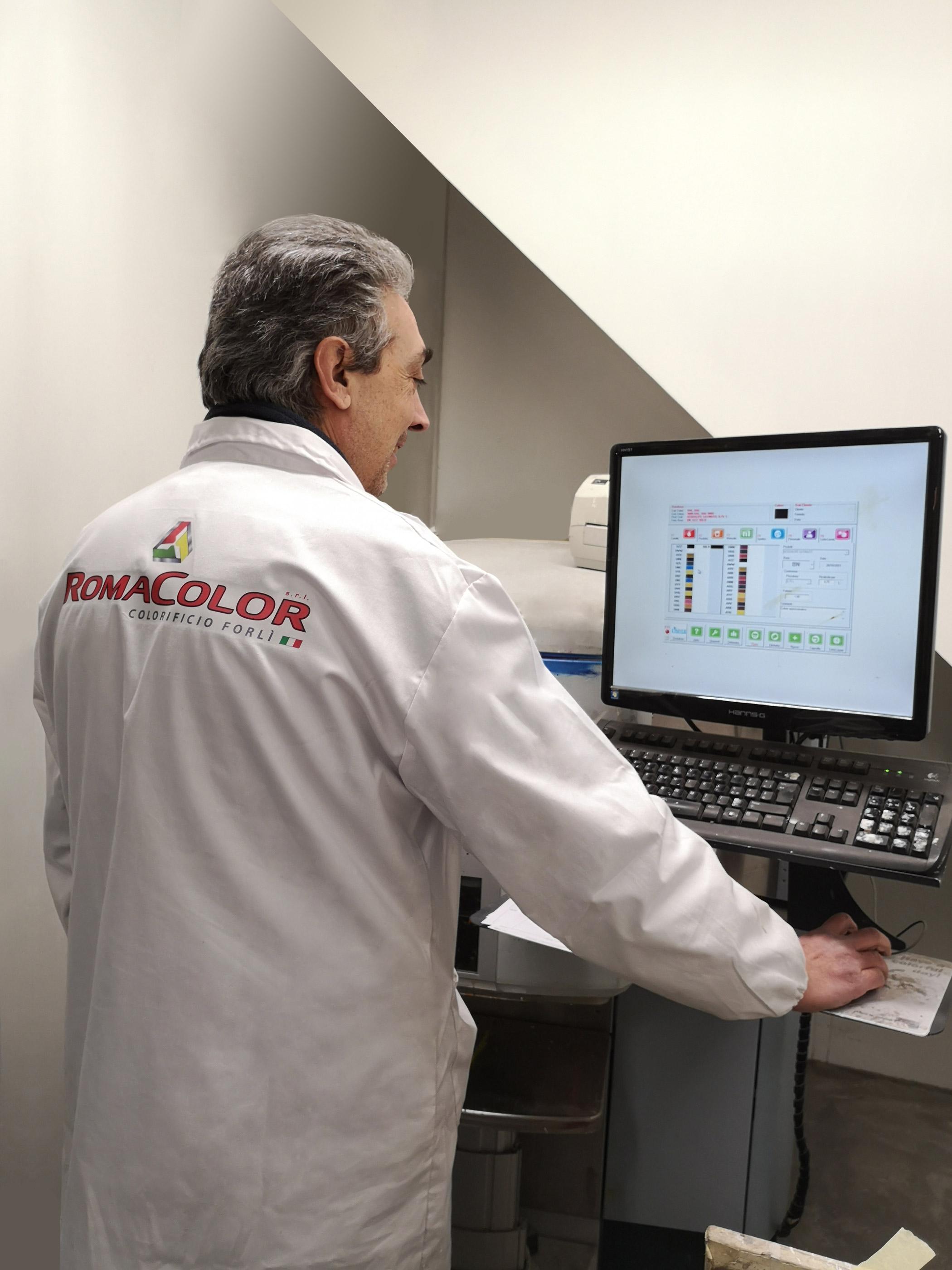 Laboratorio Romacolor