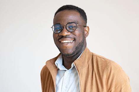 Keavin Ebene, Directeur de la franchise OKbox, client de Talk