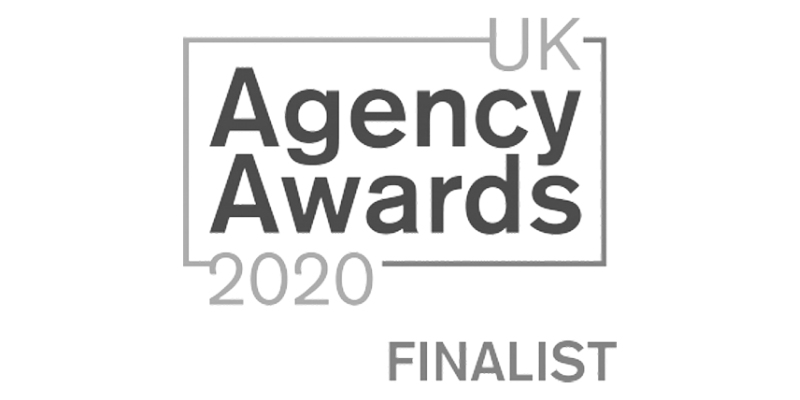 UK Agency Awards 2020 Finalist