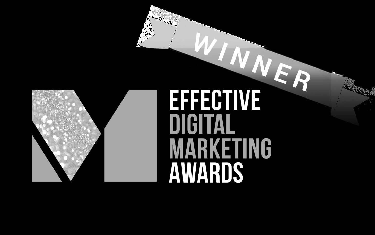 Effective Digital Marketing Awards Winner