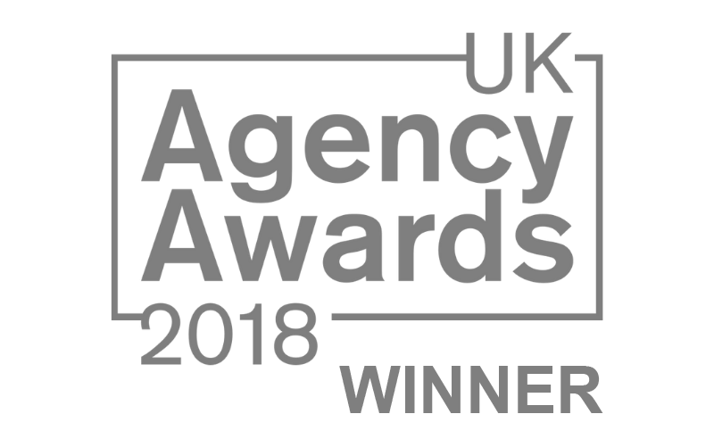 UK Agency Awards 2018 Winner