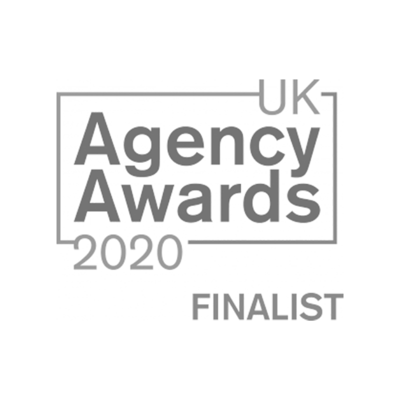 UK Agency Awards 2020 Finalist