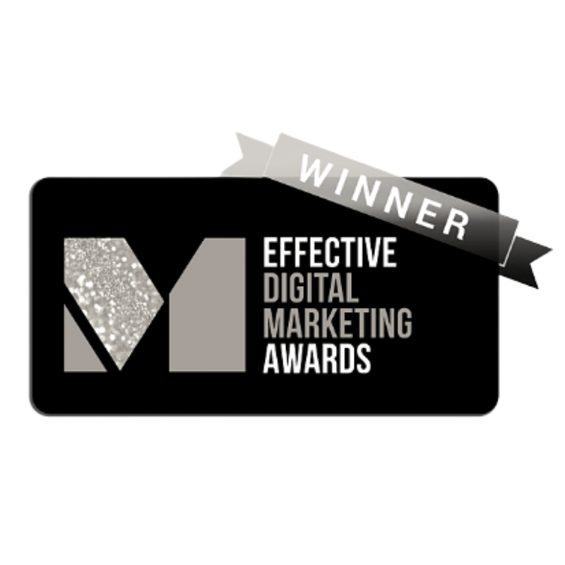 Effective Digital Marketing Awards Winner