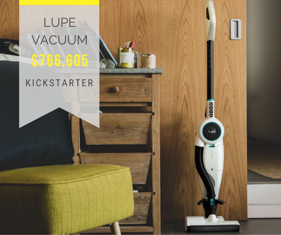 Lupe Vacuum