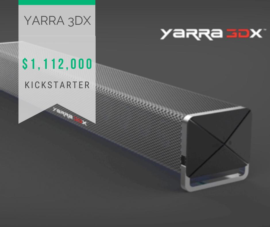 Yarra 3DX