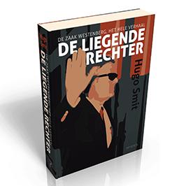 Het boek 'De Liegende Rechter'.