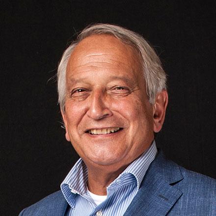Portret van Hugo Smit, advocaat
