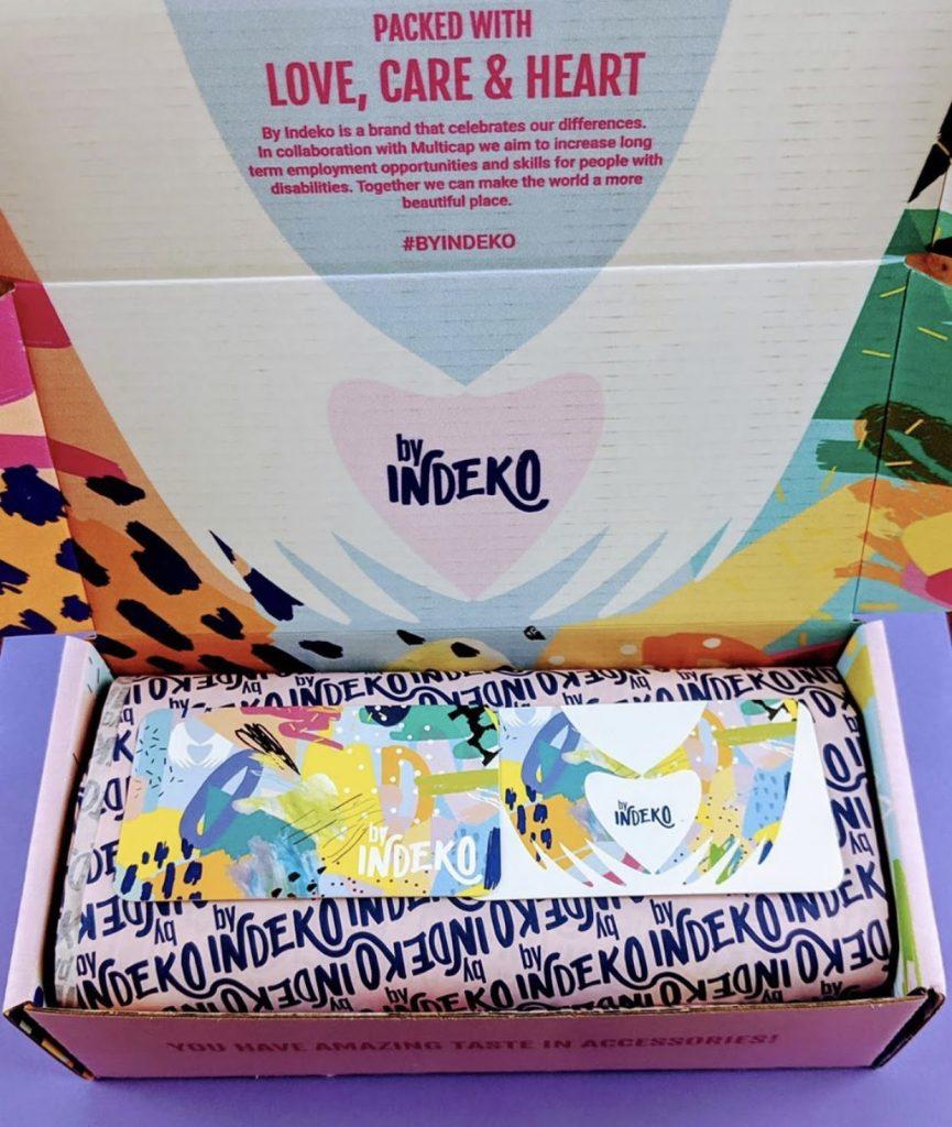 custom packaging byindeko