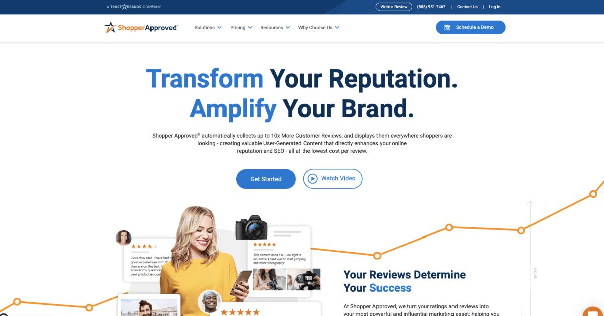 Yotpo alternative - ShopperApproved