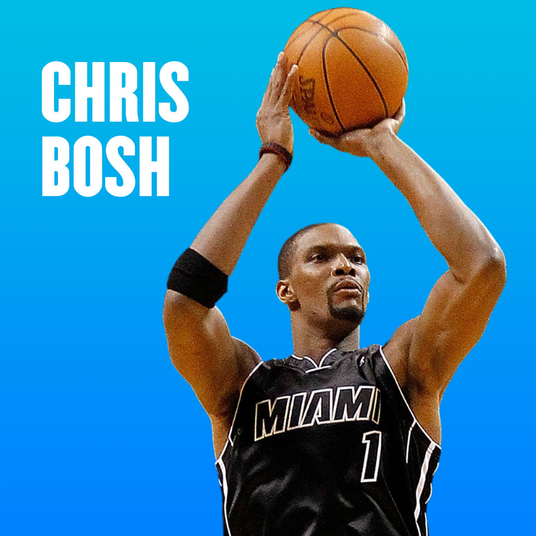 Image of Chris Bosh