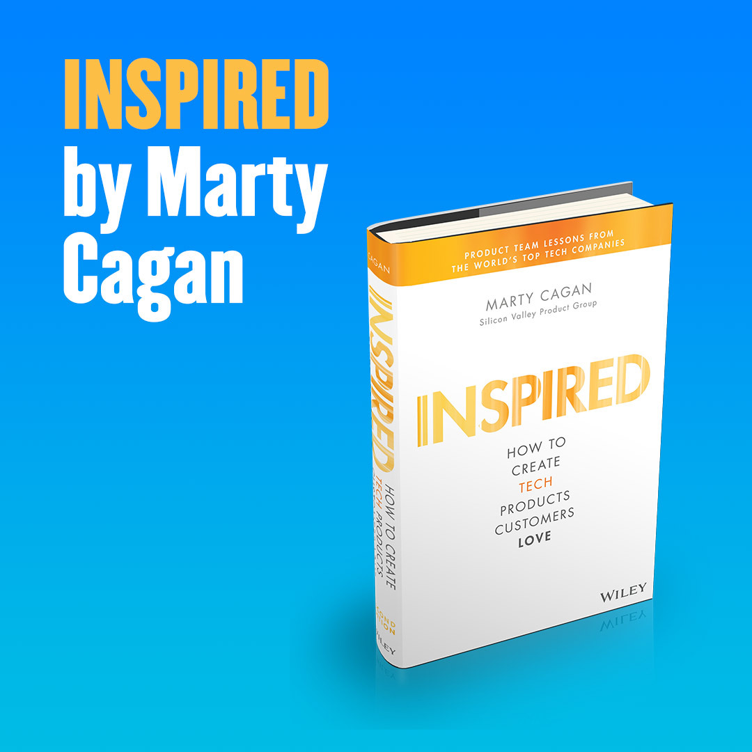 Image of Inspired by Marty Cagan