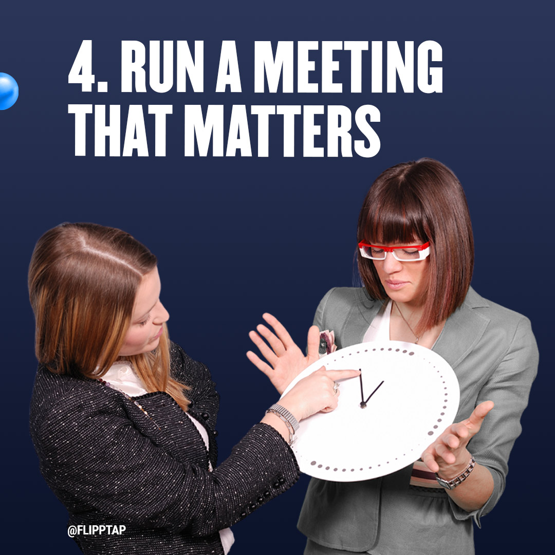 """Image of """"Run a meeting that matters"""""""